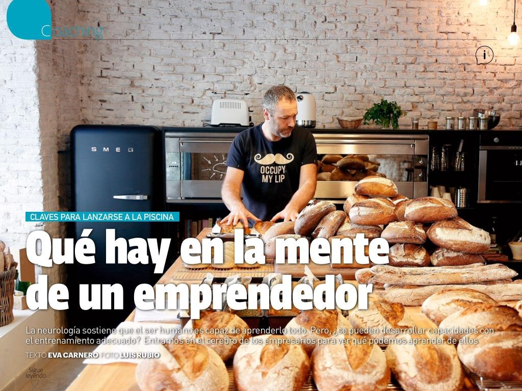 ¿Qué hay en la mente de un emprendedor?