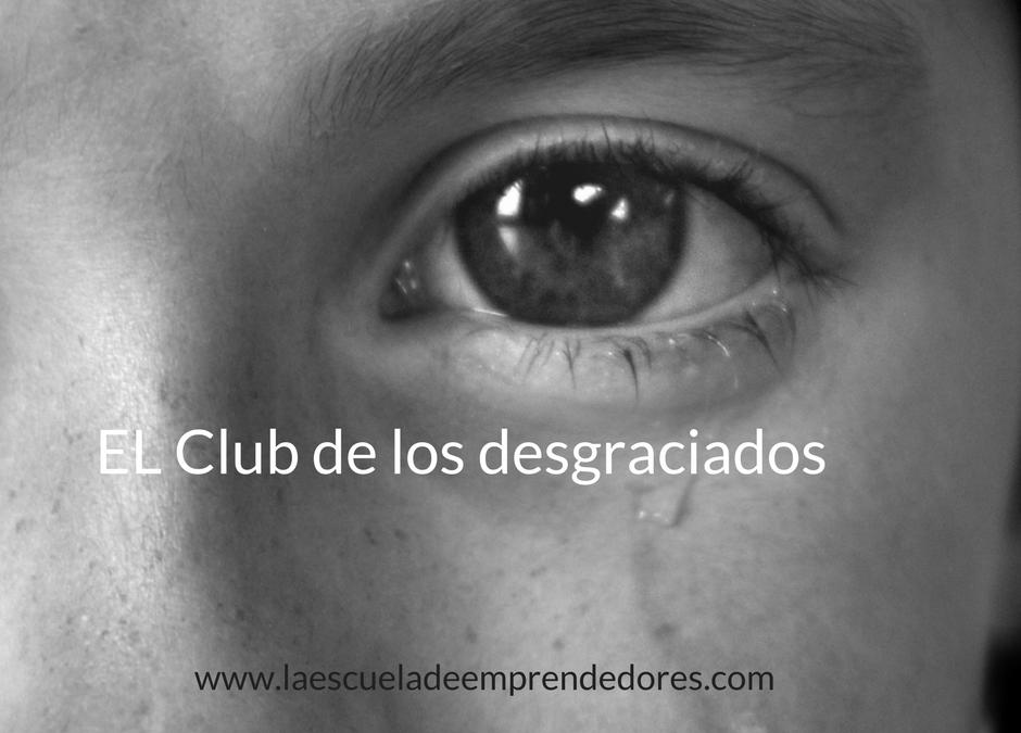El club de los desgraciados