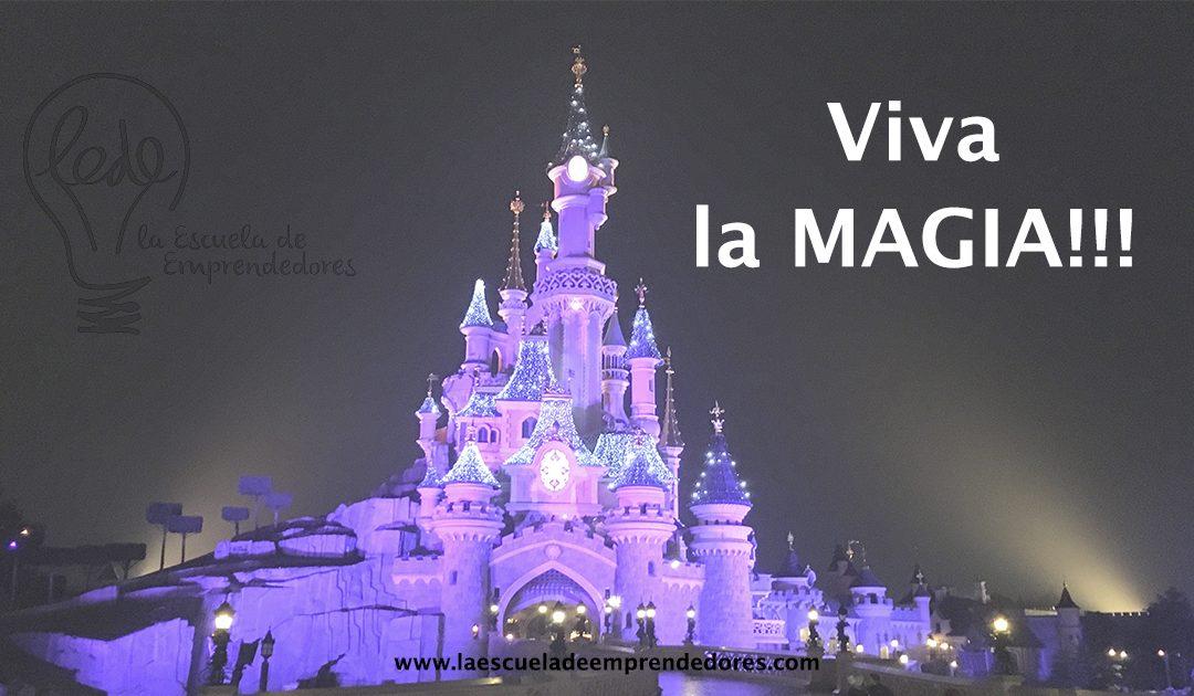 Viva la MAGIA!
