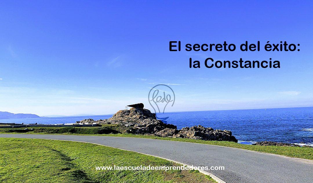 El secreto del éxito: la constancia